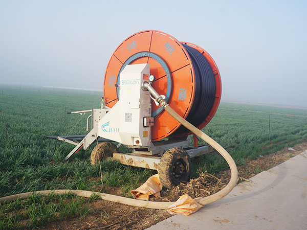 cheap Hose Reel Irrigation Machines for sale,low priceHose